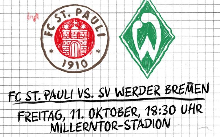 Bereits 9.000 Tickets für Test gegen Werder Bremen verkauft