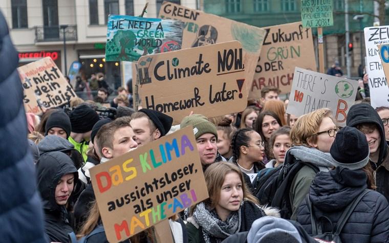 Weltweiter Klimastreik am 20.9. – auch in Hamburg
