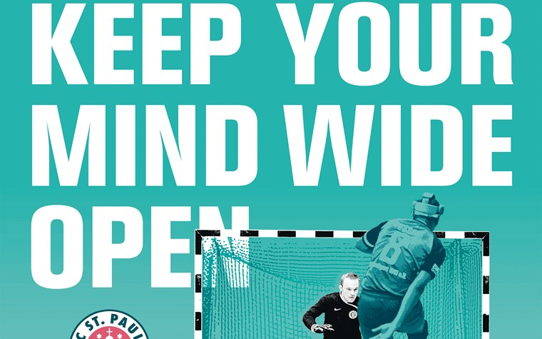 Keep your mind wide open: 12. Blindenfußball Masters am Borgweg