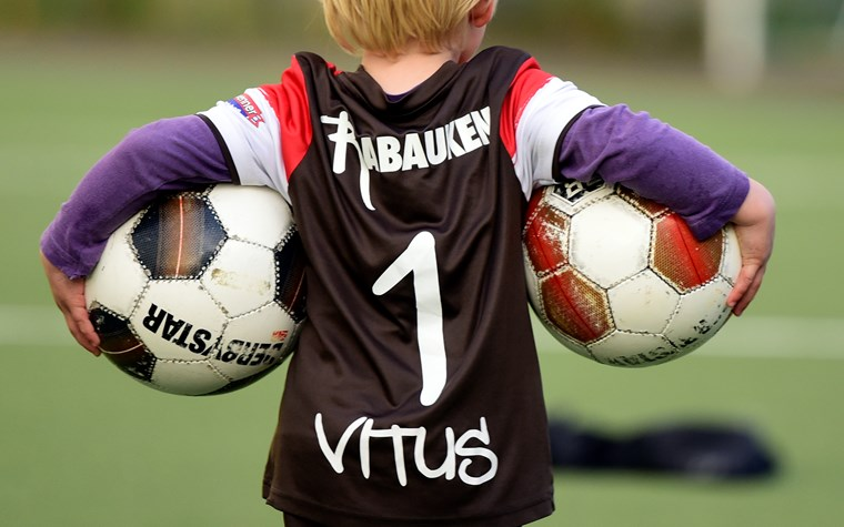 Ballschule für die Kleinsten - neues Angebot der FC St. Pauli Rabauken