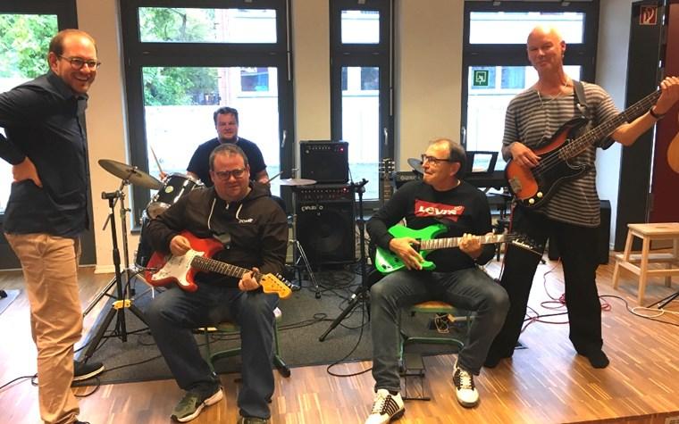 Kiezhelden unterstützt Rock Kids St. Pauli