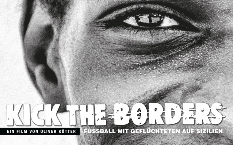 """""""Kick the borders"""" - Film-Premiere in den Fanräumen"""