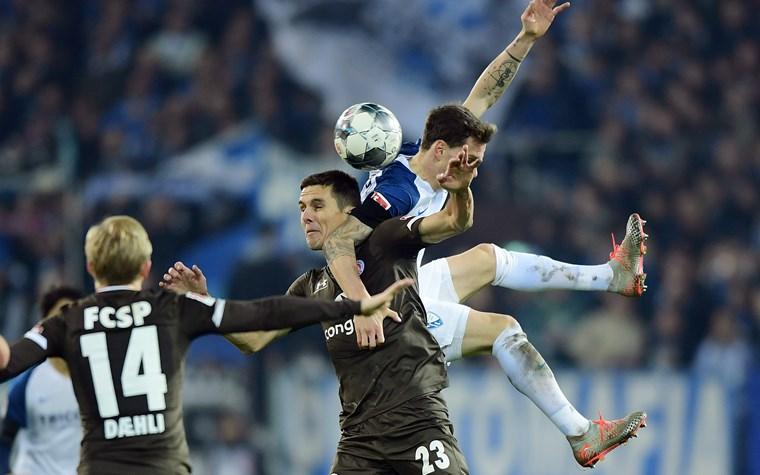 1:1 gegen Bochum - Kiezkicker verpassen erhofften Heimsieg