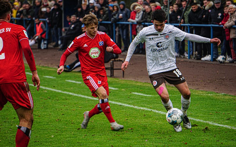 U19 verliert emotionales Derby - U17 bekommt Happy-End - U15 beendet Negativtrend