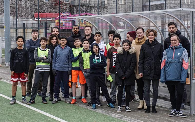 Kicken und Lernen – Fußball trifft Kultur beim FCSP