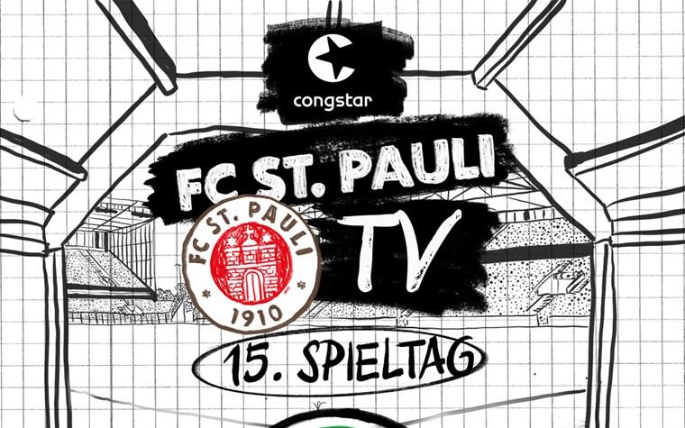 FCSP TV live - unsere Heimspielsendung vor dem Spiel gegen Hannover