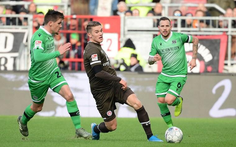 0:1! Kiezkicker unterliegen Hannover 96