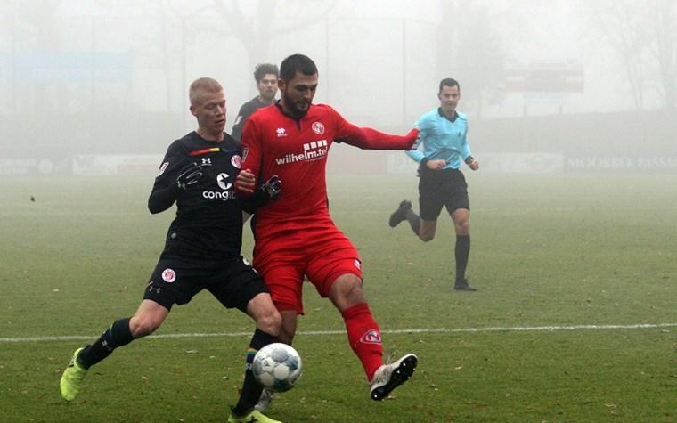 U23 baut Serie aus: Keine Tore im Nebel von Norderstedt