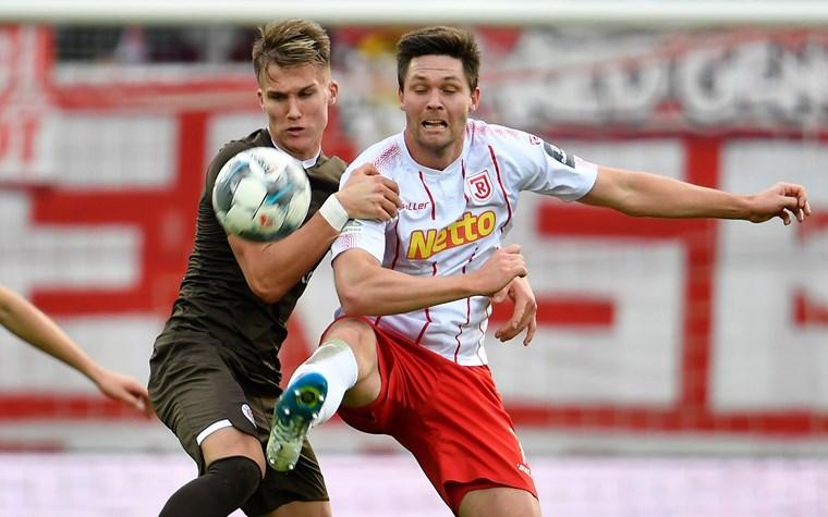0:1 in Regensburg - Kiezkicker mit guter Leistung, aber ohne Punkte