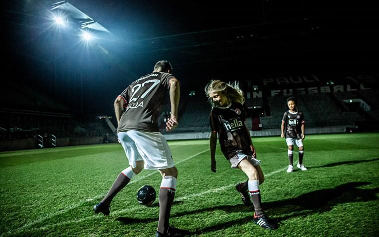 Trikots der Rabauken-Fußballschule 2020