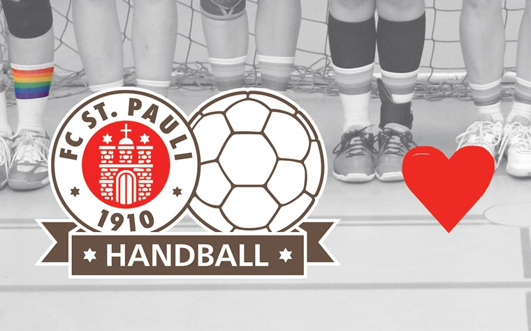 FCSP-Handballer*innen machen ihre Haltung weiter sichtbar