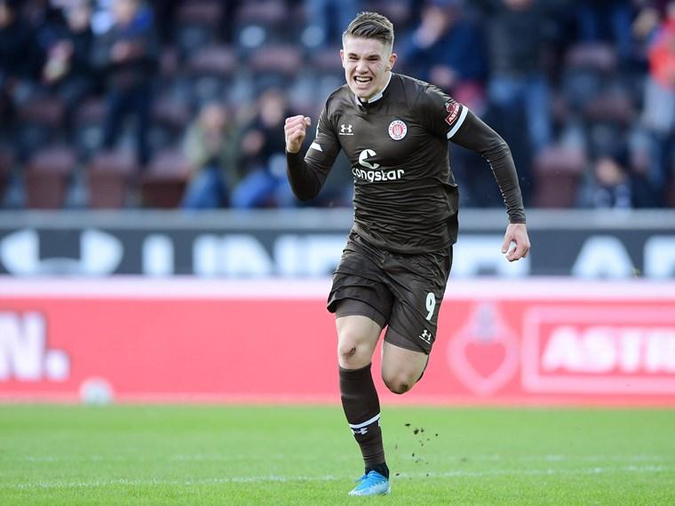 Gyökeres on a high - FC St. Pauli