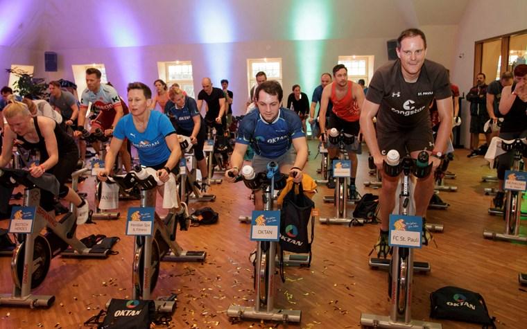 """""""Wir fahren fürs Leben"""" - Charity-Cycling-Marathon zugunsten von """"Doppelpass"""""""