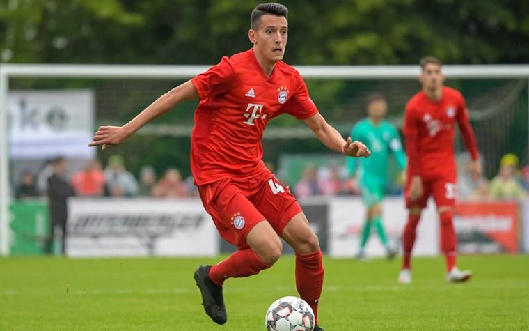 Die U23 verpflichtet Maximilian Franzke