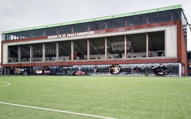 Der FC St. Pauli setzt Sportbetrieb im Amateurbereich aus