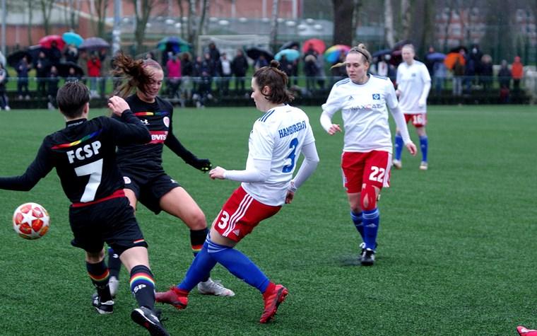 Niederlage im Pokalderby in Norderstedt