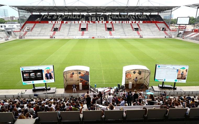 FC St. Pauli ist Plattform-Partner des Digital Kindergarten Festivals 2020