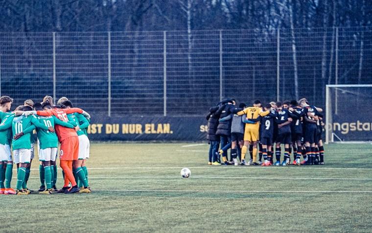 NFV und DFB setzen Regionalligen und Junioren-Bundesligen bis auf Weiteres aus