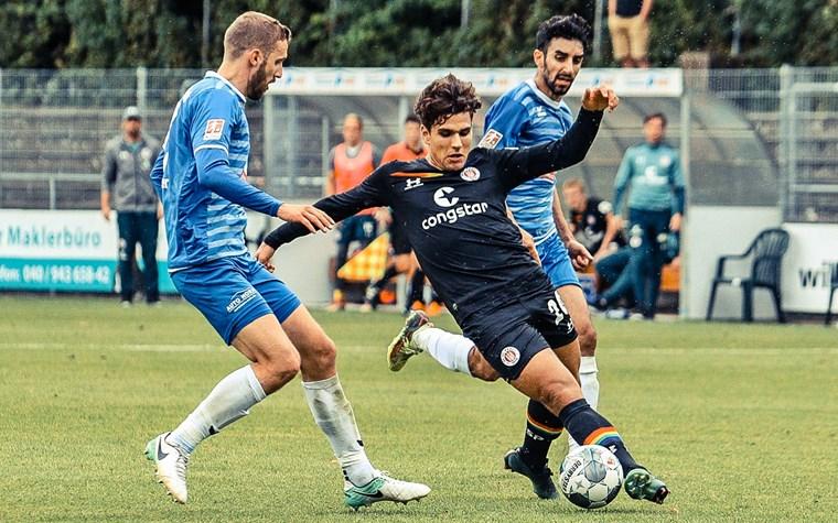 Keine Tore trotz Elfmeter: U23 nimmt Punkt aus Jeddeloh mit