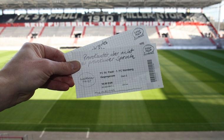 Heimspiel gegen FCN - aktuelle Infos für Ticket-Inhaber*innen