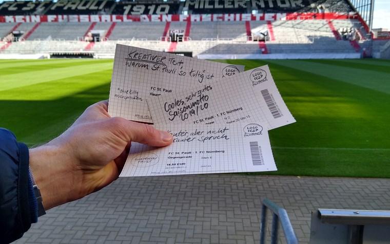 Nach Spieltags-Verlegung: aktuelle Infos für Ticket-Inhaber*innen