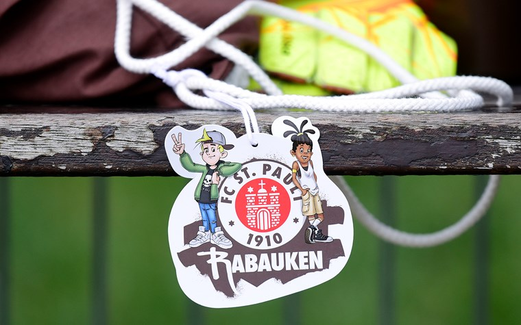 Onlinetraining der Fußballschule - weiteres Trainingsangebot der Rabauken