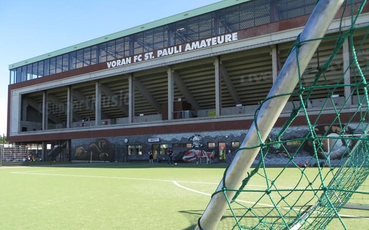 Der FC St. Pauli nimmt Sportbetrieb im Amateurbereich wieder auf