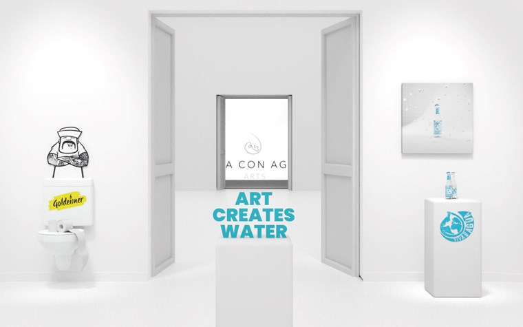 ART CREATES WATER Festival – die virtuelle Alternative zur Millerntor Gallery