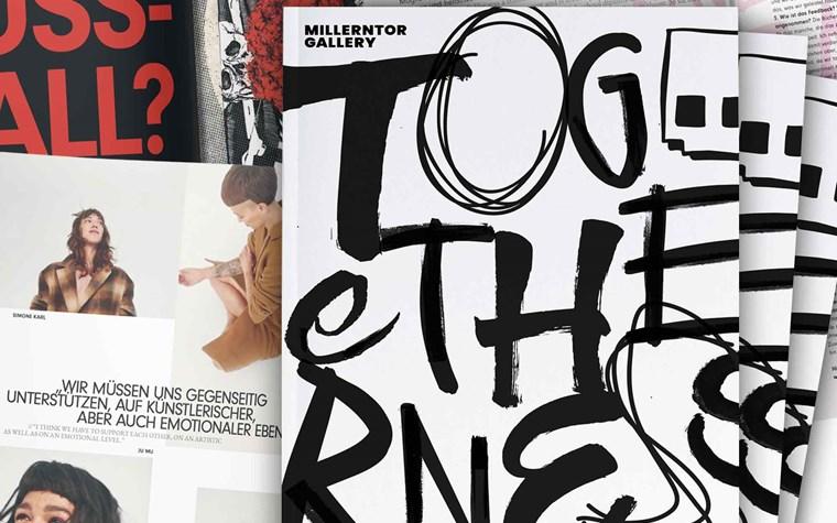 Togetherness - das Magazin zur Millerntor Gallery