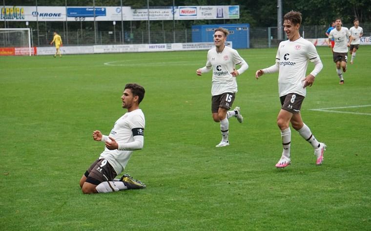Heimsieg gegen Drochtersen/Assel: U23 belohnt sich endlich