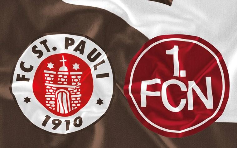 FC St. Pauli TV live vor dem Spiel gegen Nürnberg