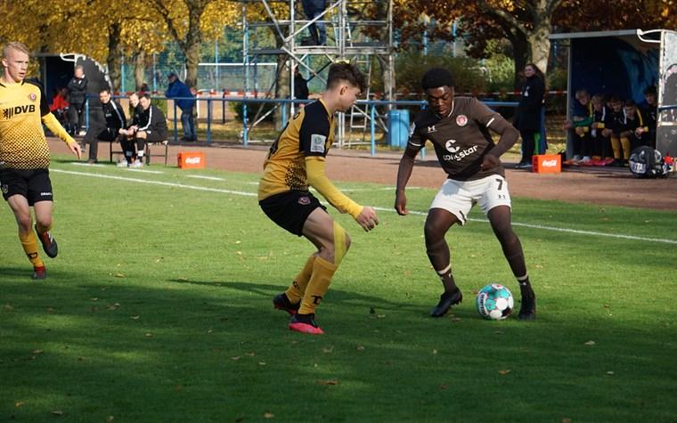 """U19 zeigt Reaktion in Magdeburg - U17 belohnt sich """"nur"""" mit einem Punkt"""