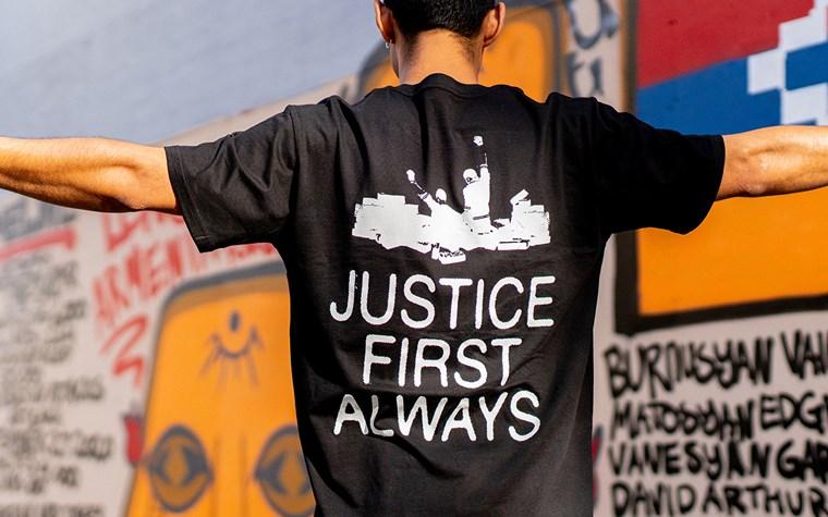 FC St. Pauli und Oakland Roots: Gemeinsam für Gerechtigkeit