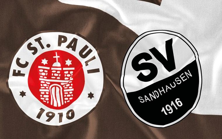 FC St. Pauli TV live vor dem Spiel gegen Sandhausen