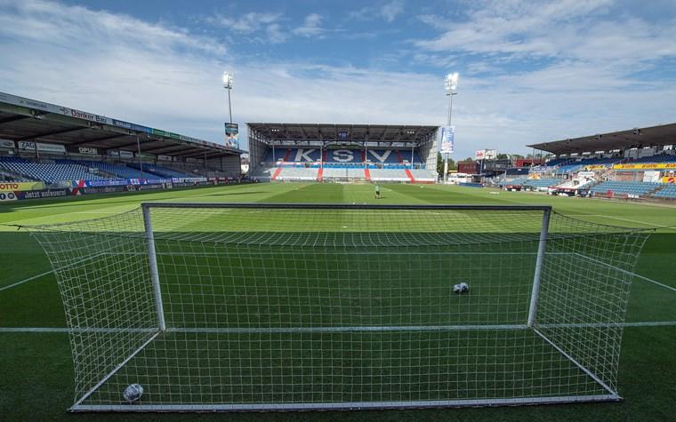 Live - unser Spiel bei Holstein Kiel