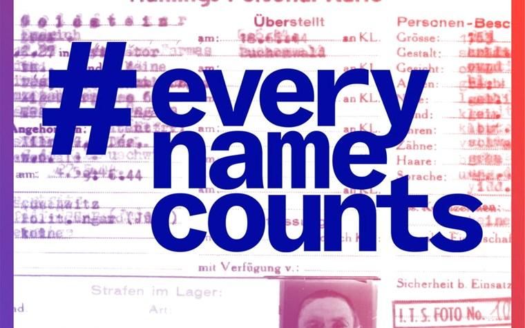 Jeder Name zählt – kein NS-Opfer darf vergessen werden