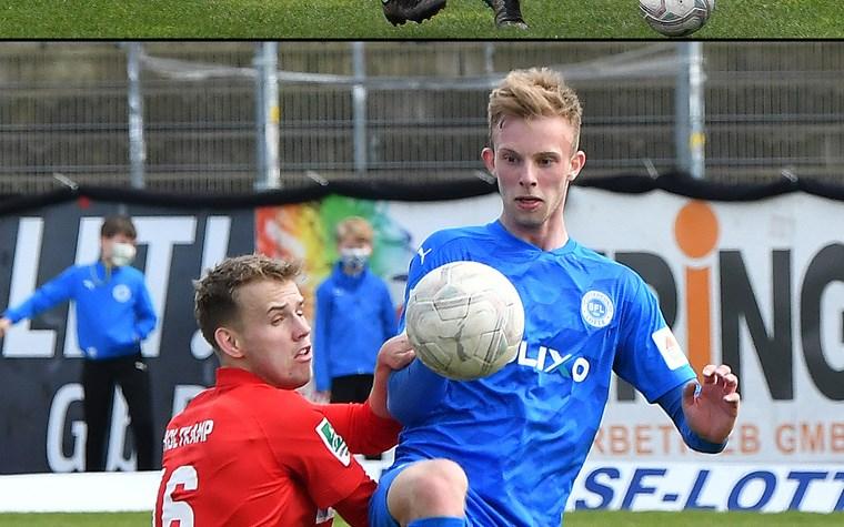 Verstärkung für die U23: FCSP verpflichtet Justin Plautz und Bennet van den Berg