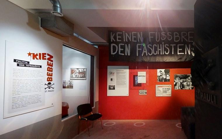 FCSP-Museum: Gastspiel im Museum für Kunst und Gewerbe