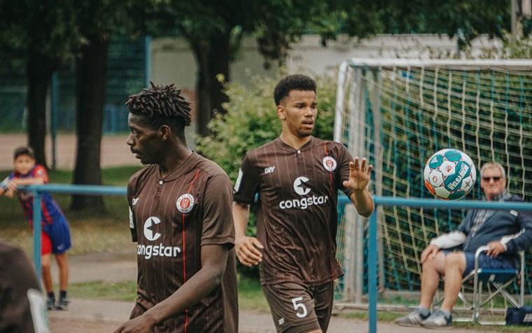 U19-Serie reißt gegen Dresden - U15 vorerst an der Tabellenspitze