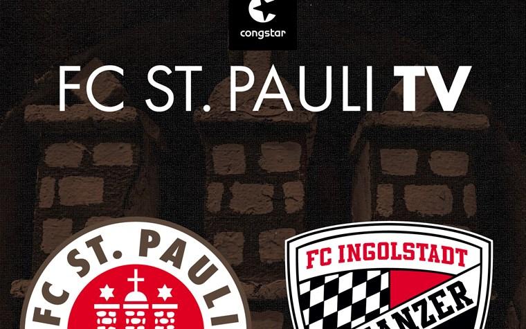 FC St. Pauli TV live - unsere Heimspielsendung nach dem Spiel gegen Ingolstadt