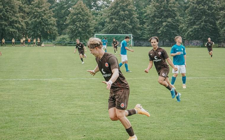 U19 mit Teamspirit gegen Dresden, U17 mit Intensität gegen Union