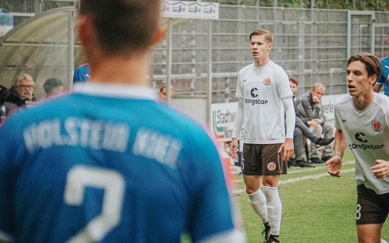 Blitztor nach wenigen Sekunden: U23 verliert gegen Tabellenführer Kiel