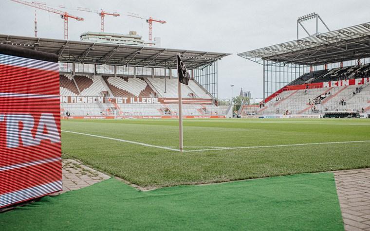 Live - unser Heimspiel gegen Rostock