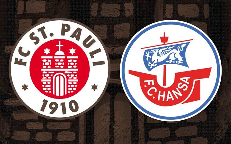 FC St. Pauli TV live - unsere Heimspielsendung nach dem Spiel gegen Rostock