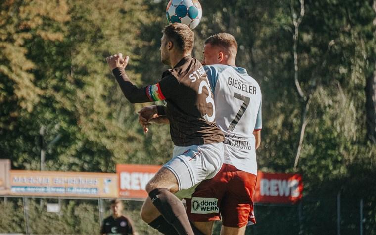 Der Joker sticht! U23 bezwingt Weiche Flensburg nach Blitzstart