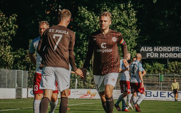 U23-Rückrundenauftakt gegen Lübeck - U19 mit wichtigem Spiel gegen Halle