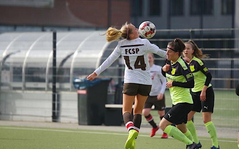 1:6 gegen Delmenhorst - 1. Frauen mit unerwartet hoher Heimniederlage