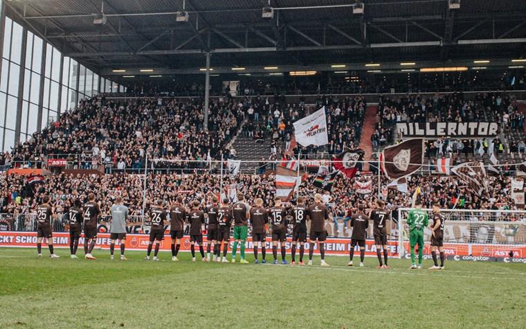 Erweiterter aktiver Support auf der Südtribüne beim nächsten Heimspiel