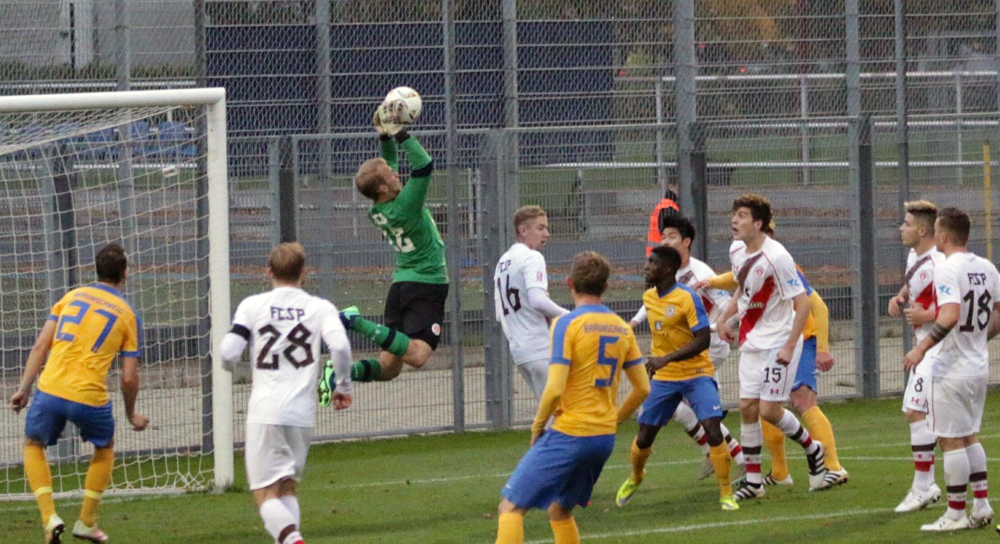 Heimspiel gegen Braunschweig: U23 will den letzten Schritt machen