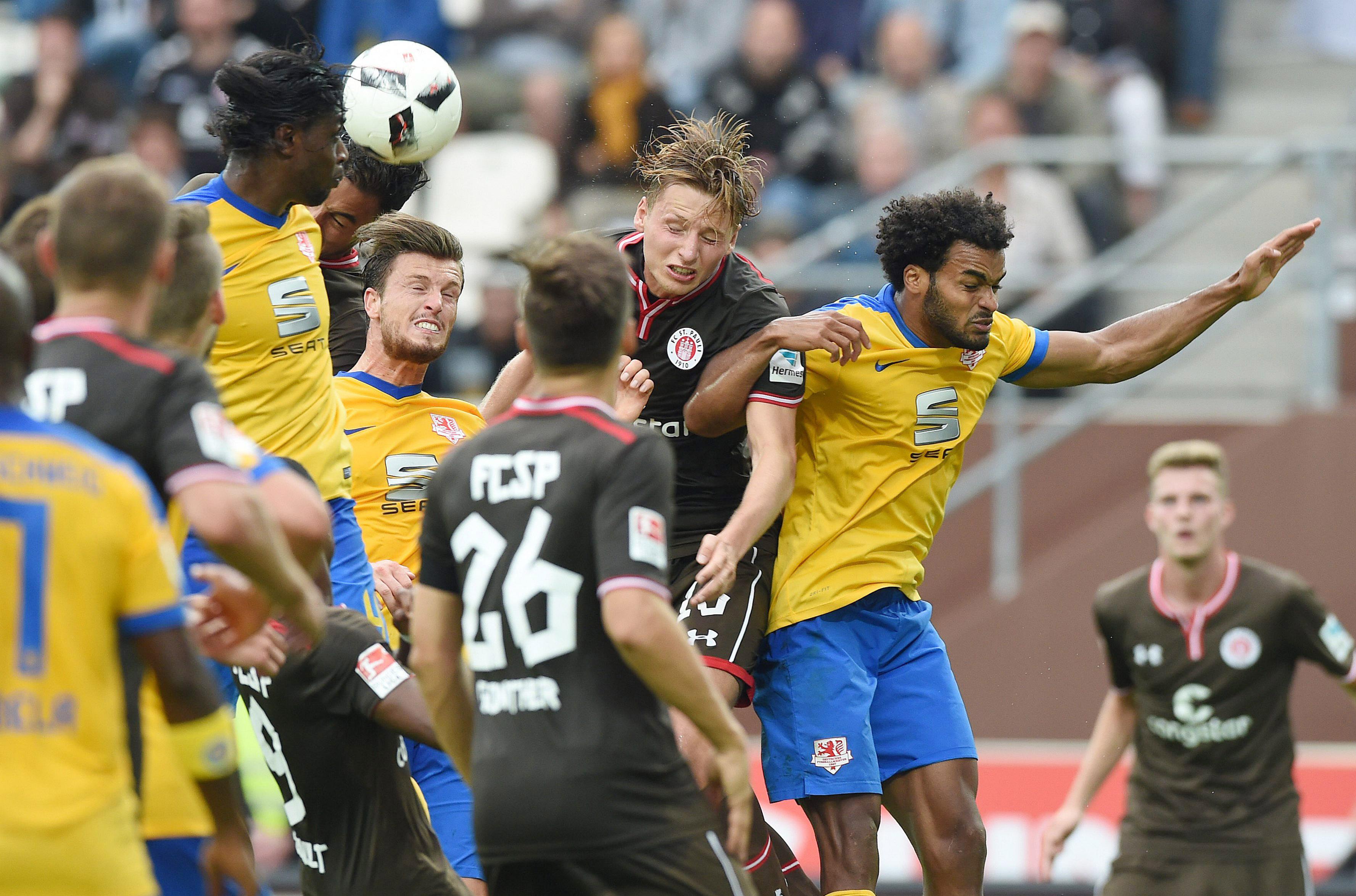 Zu Gast bei Eintracht Braunschweig